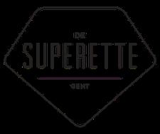 De Superette logo