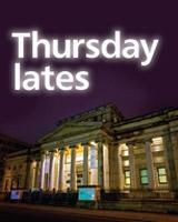 Thursday Lates: An Evening of Fashion, Music, Art and...