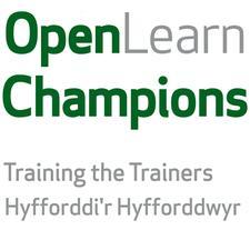 OpenLearn Champions logo