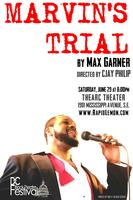 MARVIN'S TRIAL by Max Garner
