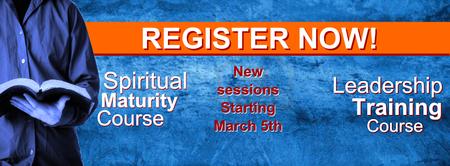 Spiritual Maturity Course / Leadership Training Course