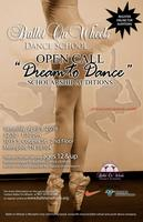 """""""Dream To Dance"""" Open Call Dance Scholarship Auditions..."""