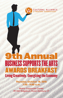 9th Annual Business Supports the Arts Awards Breakfast