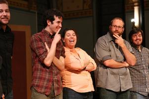 Sea Tea Improv's Longform Comedy Showcase!