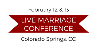 Love and Respect Live Marriage Conference - Colorado -...