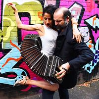 Nick Jones and Diana Cruz Workshop Weekend
