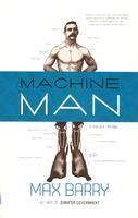 Machine Man - Big Ideas Book Club - June 2013 Book