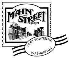 Port Townsend Main Street Program logo