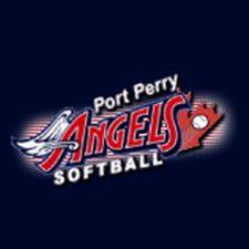 Darryl Swain, Port Perry Angels logo