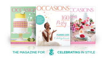 OCCASIONS Magazine Issue Release and MAY Networking Mixer
