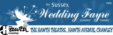 The Sussex Wedding Fayre at The Hawth Sept 2016