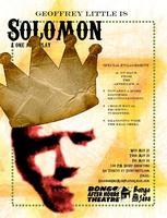 SOLOMON - One Man Play