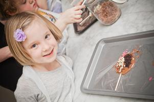 Create your own Chocolate Lollipop Autumn 2016