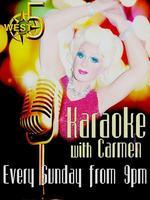 Karaoke with Carmen Dioxide