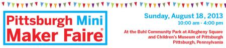 Volunteer for the Mini Maker Faire!