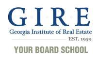 Georgia Institute of Real Estate logo