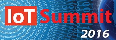 IoT Summit 2016