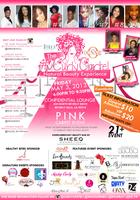 The #CurlyCartel Natural Beauty Experience- 21+ Pink...