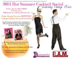 Dunamis Woman and RAM Magazine 2013 Hot Summer Social with...