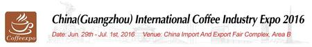 China (Guangzhou) International Coffee Industry Expo...