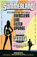 SMMERLAND TOUR  FREE SHOW Feat. EVERCLEAR,LIVE,FILTER & SPONGE