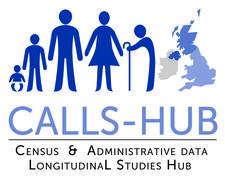 Census & Administrative data LongitudinaL Studies Hub (CALLS Hub) logo