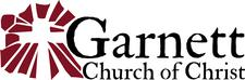 Garnett Church of Christ logo