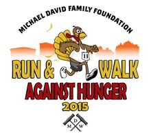 Run and Walk Against Hunger 2015