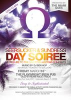 """The MiamiQues present """"A Seersucker & Sundress DAY..."""
