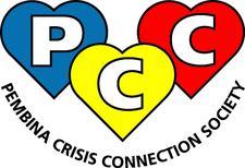 Pembina Crisis Connection Society logo