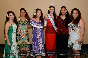 10th Miss Pacific Islander of San Diego Scholarship Pageant -...
