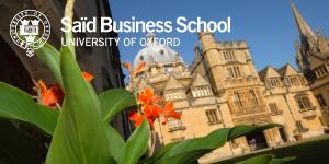 Oxford MBA and Executive MBA information session in London