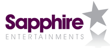 Sapphire Entertainments  logo
