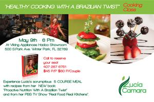 Healthy Cooking With A Brazilian Twist