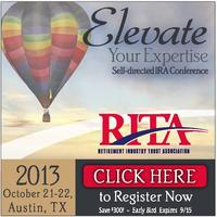 Members: Self-Directed IRA Conference- Elevate Your...