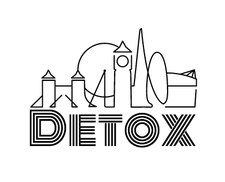 Detox Nights logo