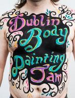 12th & 13th Dublin Body Painting Jam