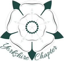 The (ISC)2 Yorkshire Chapter logo