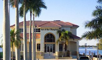 Fort Myers  Slow Art Day - Art of the Olympians -...