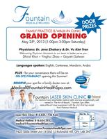 Fountain Medical Centre Grand Opening
