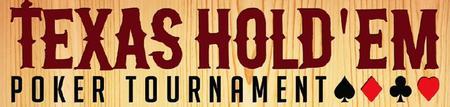 Texas Hold'em Poker Fundraiser
