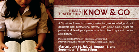 Human Trafficking: Know & Go