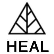 HEAL South West  logo