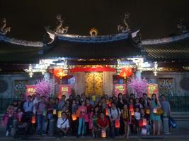Mid-Autumn Festival at Lee Association