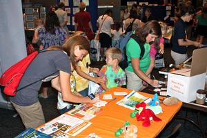 COSI Teacher Resource Fair / Optional SciGirls Teacher...
