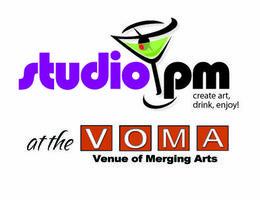 StudioPM Johnstown Guided Art Social at VOMA...