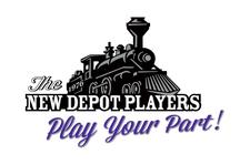 The New Depot Players logo