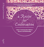 A Recipe for Conversation - Book, Online Library and...