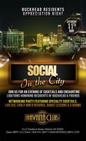Social in the city Special: Buckhead Residents...