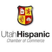 UTAH HISPANIC CHAMBER OF COMMERCE logo